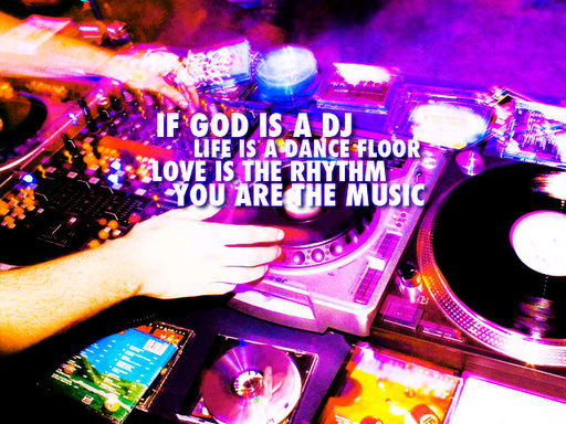 Music feeds my soul!