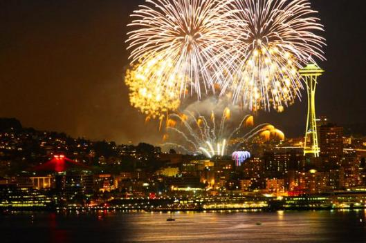Happy New Year Seattle!