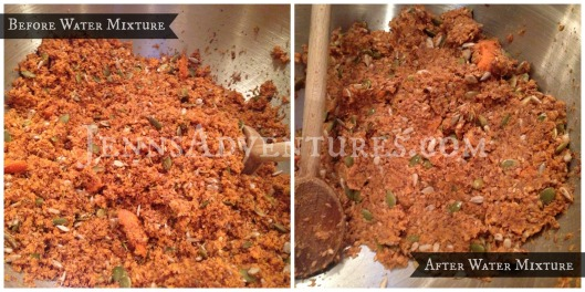 Before 'n After Mixture
