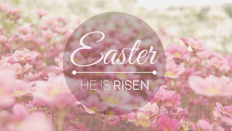Easter | He Is Risen