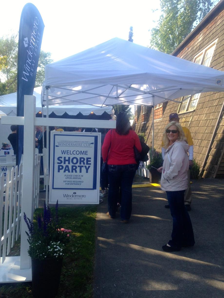 Shore Party!